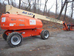 JLG 860SJ W/SP